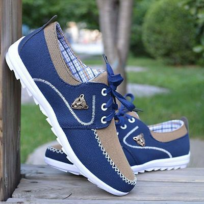 New Men's sports shoes Fashion Breathable Casual Athletic Sneakers running Shoes