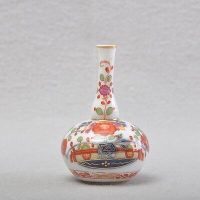 Meissen Table Pattern Flacon / Perfume Bottle 1.Choice, RAR