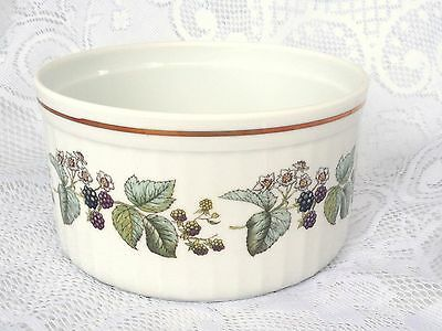 Royal Worcester 'Lavinia' White Bone China Oven to Table Serving Dish (239)