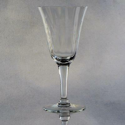 "Set Of 6 Hughes Cornflower Sherry Glasses - Approx. 5-1/2"" Tall"