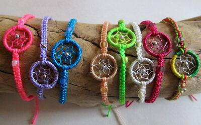 #91 50 Pack Colorful Handmade Lot Wholesale Bulk Price Peru Bracelet Friends