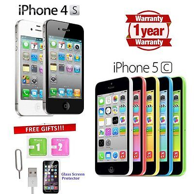 Apple iPhone 5C 32GB Factory Unlocked Smartphone Mobile - Various Colours UK