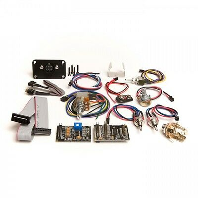 GraphTech GT PK 0680 00 Ghost Acousti-Phonic Preamp & Hexpander Kit for Guitar