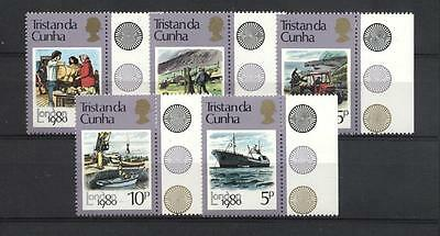 (931019) Ship, Philatelic Exhibition, Tristan da Cunha