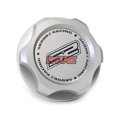Skunk2 Silver Billet Oil Cap