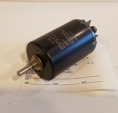 Oeco Aircraft Variable Power Transformer P/N 16419