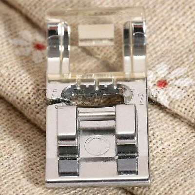 1Pc Domestic Sewing Machine Standard Presser Foot For Brother Singer Janome