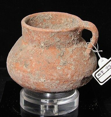 herodian terra-cotta  JUGLET ancient pottery p2392