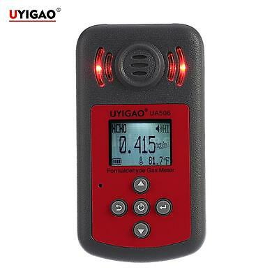 Mini LCD PPM HTV Digital Formaldehyde Tester Methanal Concentration Monitor H9S8