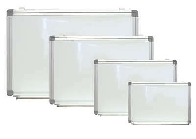 Magnetic Dry Erase White Board With Tray Menu Sign 36 x 48 Neoplex
