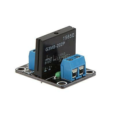 Quality DC 5V 1-Channel Low Level Trigger Solid State Relay SSR Module Board
