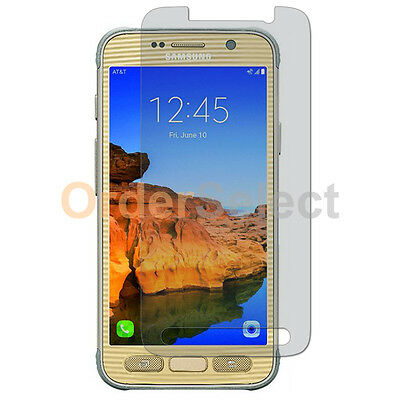 Ultra Clear HD LCD Screen Protector for Phone Samsung Galaxy S7 Active 300+SOLD
