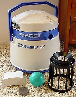 bissell big green clean machine manual