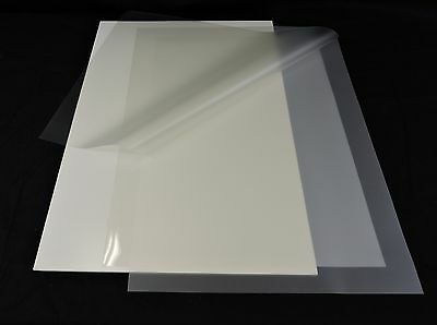 """Large Gloss Film Flexible Pouches - 36""""x48"""" (25) for ProSeal & hot laminators"""