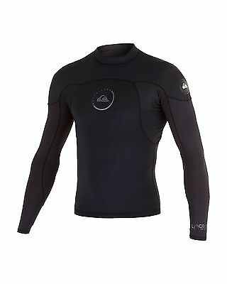 NEW QUIKSILVER™  Mens Syncro Neo 1mm Wetsuit Surf Shirt Surf