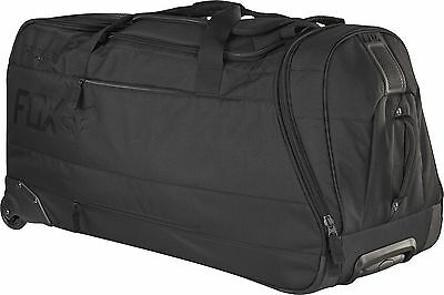 FOX 2018 SHUTTLE Roller GB GEAR BAG Black MX Off Road Luggage