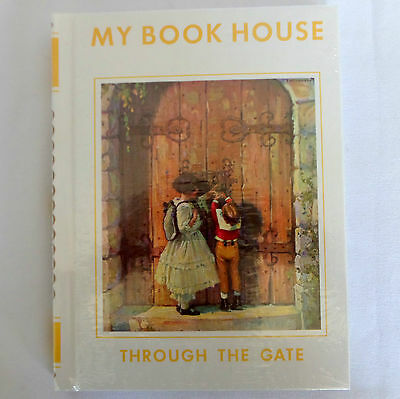 Vintage 1971 My Book House Through The Gate Volume 4 New Olive Beaupre Miller