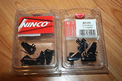 NINCO 80105 (4) F1 Karting Guide with copper braids