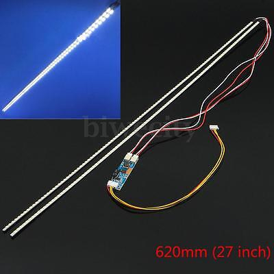 "620mm LED Backlight Strip Kit Update 27 inch  27"" CCFL LCD Screen to LED Monitor"
