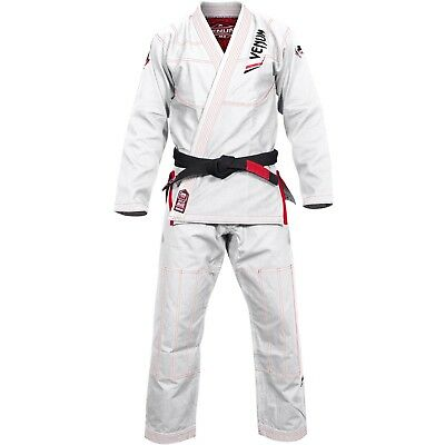 Venum Elite Light BJJ Gi (White)