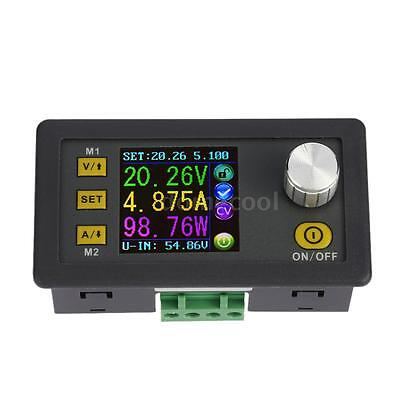 DC 50V/5A Digital LCD Programme Step-down Regulated Power Supply Module Y5H6
