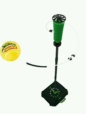 Mookie Swingball Pro Set Game with Swing Ball All Surface Base Garden Toys