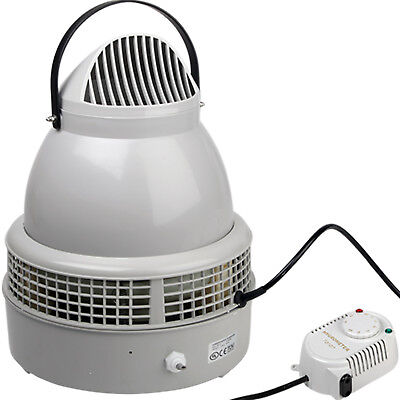 HR-15 Hydroponic Humidifier & Hygrostat Controller 30m2 Area Optional Reservoir