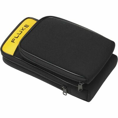 Fluke C125 Zippered Fabric Carrying Case with Detachable Accessory Pouch