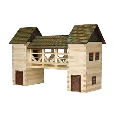 Walachia Woodworking Project for Kids Construction Kit - Bridge