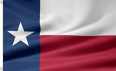 3' x 5' ft. Flag Texas State Lone Star Indoor Outdoor Yard w/ Grommets Feet