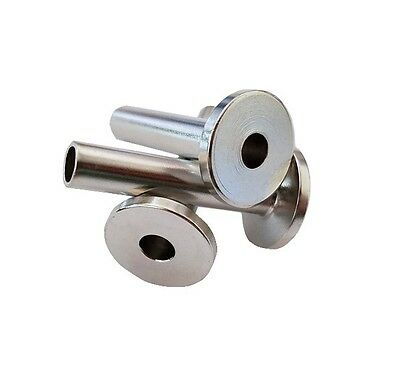 """LUX Protective Sleeves for Cable Railing Fits up to 3/16"""" Cable Stainless Steel"""