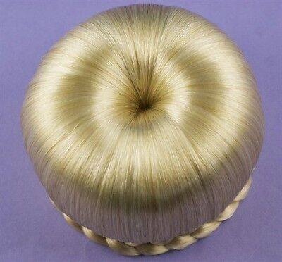 Papparazzi Ballerina Style Clip In Large Hairpiece Synthetic Instant Bun Updo