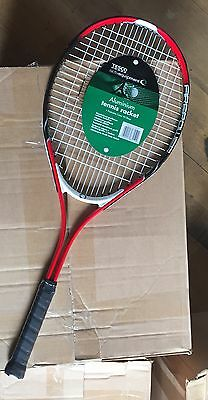 """New Activequipment 27"""" tennis racket with Cover"""