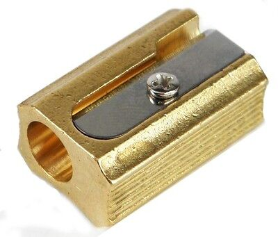 DUX Pencil Sharpener brass DX4112 (high-quality)