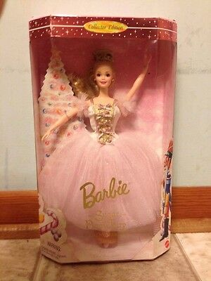 Barbie as the sugar plum fairy. Collectors Editon. 1996 Remake.