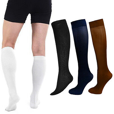 Men Women Anti-Fatigue Knee High Stockings Compression Support Socks Superior