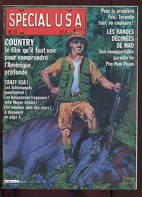 Special Usa N°13. 1985.