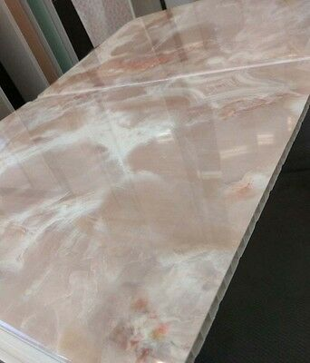 1 pcs bronze marble PVC Wall and ceiling Panel 2950x300x8mm - Clearance stock!