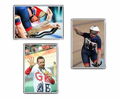 Bradley Wiggins Olympics Rio 2016 Fridge Magnet Chose from 3 Images FREE POSTAGE