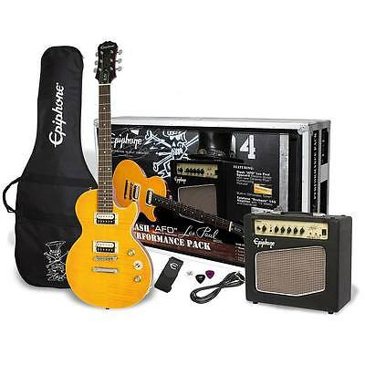 "Epiphone Slash ""AFD"" Les Paul Special-II Performance Pack - Gitarre, Amp & Equip"