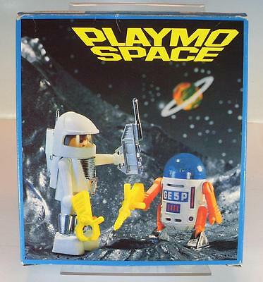 Playmobil 3591 Playmo Space Roboter & Figur & Zubehör in O-Box #69