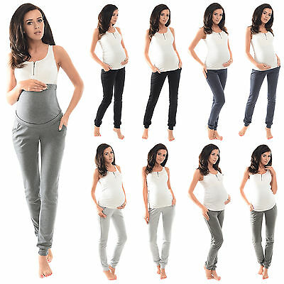 Purpless Maternity And Pregnancy Over Bump Yoga Joggers Trousers Pants 1307