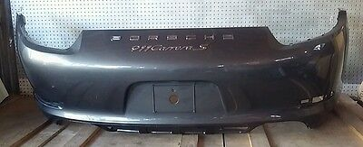 2012 2013 2014 2015 Porsche Carrera S 911 991 Rear Bumper Cover OEM