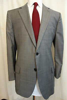 NWOT Brooks Brothers 1818 Fitzgerald Gray Wool Sport Coat 44R USA