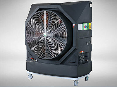 Portable Evaporative Cooler with Variable Speeds, 15,000 CFM, 4,800 SQ Ft.