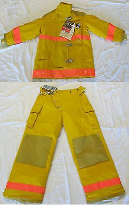 Chieftain 35M Turnout Gear Coat & Pants New With Tags Firefighter