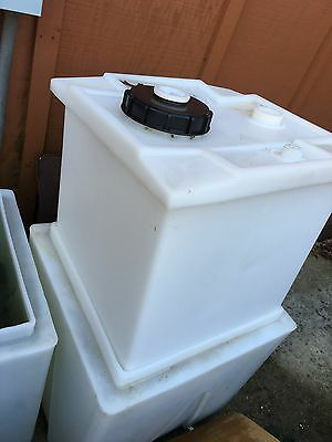 Banjo Polypropylene Chemical Container used