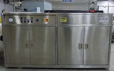 ULTRA CLEAN EQUIPMENT TOP LOADING OVEN with POWER CONTROL BOX
