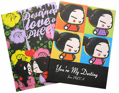 Brand New PUCCA & GARU Notebook Set x 2