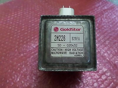 LG Electronics  Magnetron Goldstar Magnetron 2M226 Mikrowell